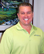 Kyle Kryger, owner of GolfStakes.com